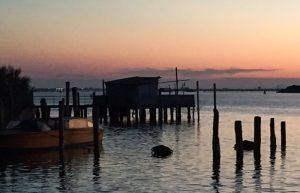 La via del mare da Padova alla laguna di Venezia 2