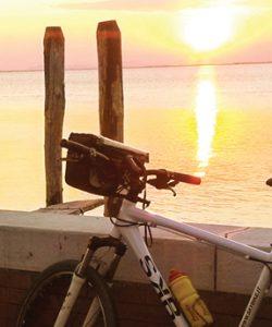 La via del mare in bicicletta