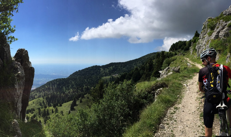 mtb tour montegrappa