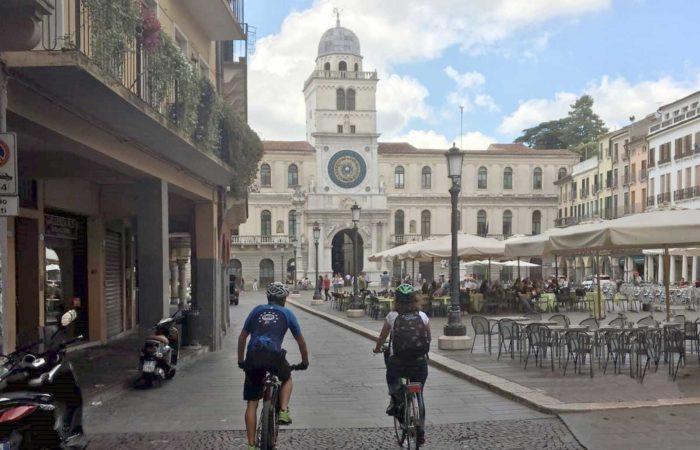 tour padova in bici